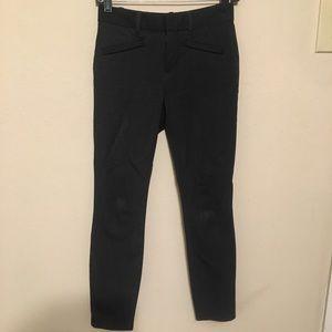 Gap true skinny ankle pants